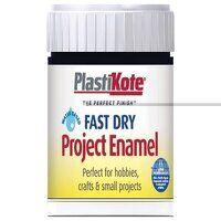 Fast Dry Enamel Paint B1 Bottle Gloss Black 59ml