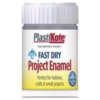 Fast Dry Enamel Paint B52 Bottle Pewter 59ml