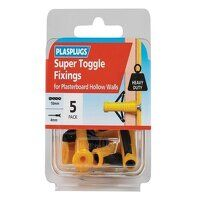 Super Toggle Fixings Pack 5