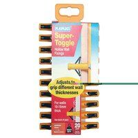Super Toggle Fixings Pack 20