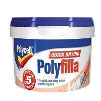 Multipurpose Quick Drying Polyfilla Tub 500g