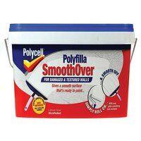 SmoothOver Damaged / Textured Walls 5 litre