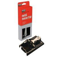 Easy Setting Metal Mouse Trap
