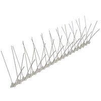 Professional Bird Spikes 50cm Metal Strips (Pack 10)