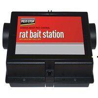 Plastic Rat Bait Station