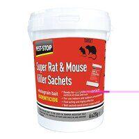 Super Rat & Mouse Killer Sachets