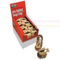 Snap Mouse Trap (Box 16 Loose)