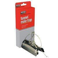 Tunnel Type Mole Trap