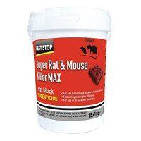Super Rat & Mouse Killer MAX Wax Blocks