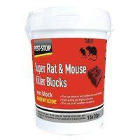 Super Rat & Mouse Killer Wax Blocks