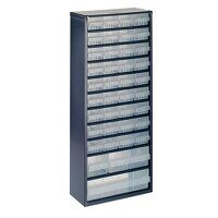 1240-123 Metal Cabinet 40 Drawer
