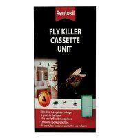 Fly Killer Cassette Unit