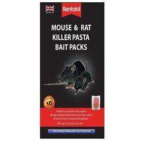 Mouse & Rat Killer Pasta Bait (Sachets 10)