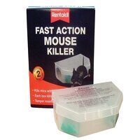 Fast Action Mouse Killer (Twin Pack)