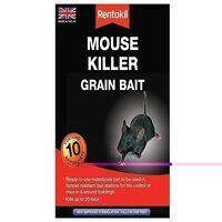 Mouse Killer Grain Bait (Sachets 10)
