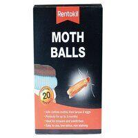 Moth Balls (Pack 20)