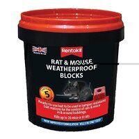 Rat & Mouse Weatherproof Blocks (Tub 5)