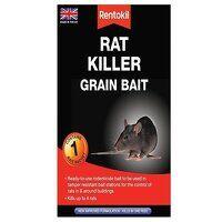 Rat Killer Grain Bait (Sachet 1)