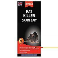 Rat Killer Grain Bait (Sachets 3)