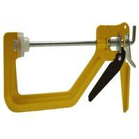 """TurboClampâ""""¢ One-Handed Speed Clamp 150mm (6in)"""