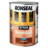 10 Year Woodstain Antique Pine 2.5 litre