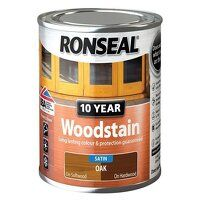 10 Year Woodstain Oak 250ml