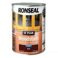 10 Year Woodstain Teak 2.5 litre