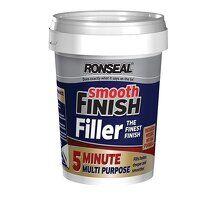 Smooth Finish 5 Minute Multipurpose Filler Tub 600ml