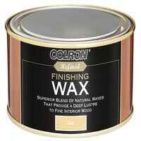Colron Refined Finishing Wax Clear 325g