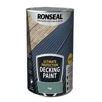 Ultimate Protection Decking Paint Sage 5 litre