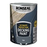 Ultimate Protection Decking Paint Slate 2.5 litre