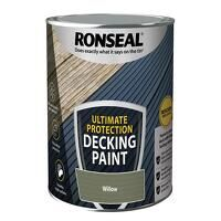 Ultimate Protection Decking Paint Willow 2.5 litre
