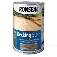 Decking Stain Rich Mahogany 5 litre