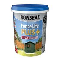 Fence Life Plus+ Forest Green 5 litre