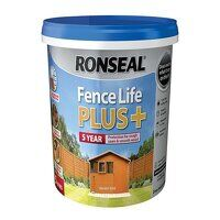 Fence Life Plus+ Harvest Gold 5 litre