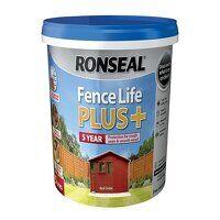 Fence Life Plus+ Red Cedar 5 litre