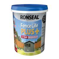 Fence Life Plus+ Slate 5 litre