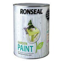 Garden Paint Lime Zest 2.5 litre