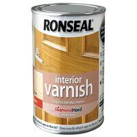 Interior Varnish Quick Dry Gloss Clear 2.5 litre