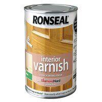 Interior Varnish Quick Dry Matt Clear 250ml