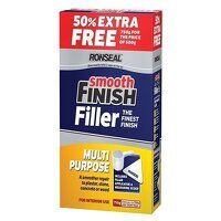 Smooth Finish Multipurpose Wall Powder Filler 500g + 50%