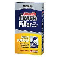 Smooth Finish Multipurpose Wall Powder Filler 2kg