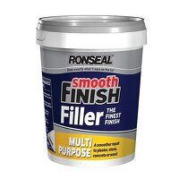 Smooth Finish Multipurpose Wall Filler Ready Mixed 2.2kg