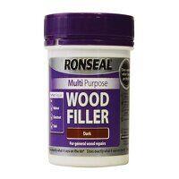 Multipurpose Wood Filler Tub Dark 250g
