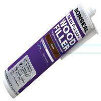 Multipurpose Wood Filler Cartridge Dark 310ml