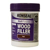 Multipurpose Wood Filler Tub Dark 465g