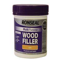 Multipurpose Wood Filler Tub Light 465g