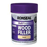 Multipurpose Wood Filler Tub Natural 465g