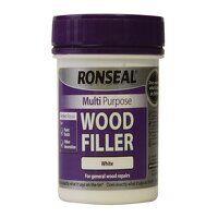 Multipurpose Wood Filler Tub White 250g
