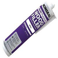 Multipurpose Wood Filler Cartridge White 310ml
